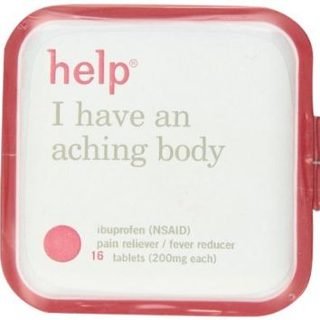 Help I Have An Aching Body, 16 Count