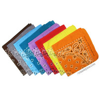 Classic Cotton Bandana on Sale for $2.50 at HippieShop.com