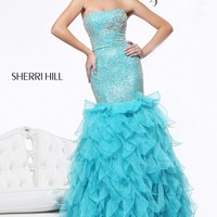 Sherri Hill 1564 Dress - MissesDressy.com