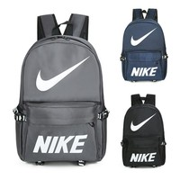 "shosouvenir""Nike"" Trending Fashion Sport Laptop Bag Shoulder School Bag Backpack"