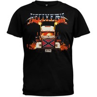 Hellyeah - Flame And Rust T-Shirt