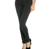 Sequin Pieced Skinny Pant   Shop Bottoms at Wet Seal