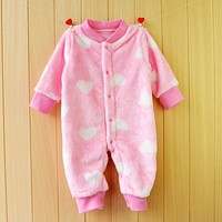 Baby Girl Clothes Spring Baby Rompers Cotton Baby Boys Clothes 2017 Newborn Baby Clothes Infant Jumpsuits Kids Clothes