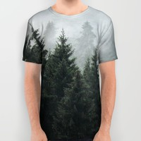 Waiting For All Over Print Shirt by Tordis Kayma | Society6