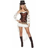 Sexy Wild West Steam Punk Bandit