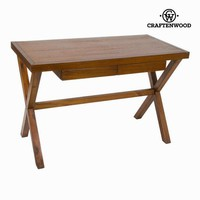 Desk leg cross - Serious Line Collection by Craften Wood