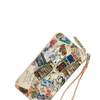 alice + olivia | POSTCARD WALLET