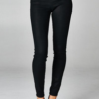 Coated Sailor Pants Jeans