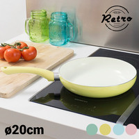 Retro Style Frying Pan (20 cm)