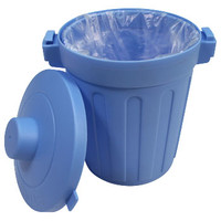New Products - AFG - Blue Locking Trash Can   AsianFoodGrocer.com, Shirataki Noodles, Miso Soup