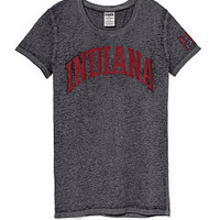 Indiana University Scoopneck Tee - PINK - Victoria's Secret