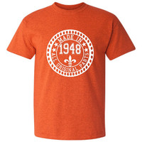 Made in 1948 All Original Parts Tshirt. 67th Birthday Shirt.  Funny Birthday Tshirts. Ladies and Mens Unisex Styles. Makes A Great Gift.