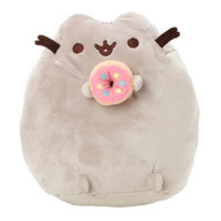 Pusheen Donut Plush