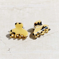 Tortoise Claw Hair Clip Set | Urban Outfitters