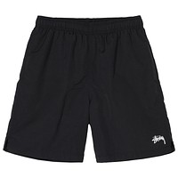 Stock Watershort in Black