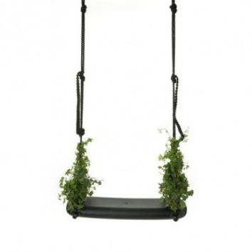 Droog DR219-W Swing With The Plants - White Polyethylene