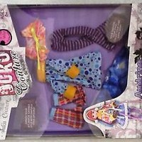 JAKKS PACIFIC 2009 JUKU COUTURE IN THE WILD FASHION PACK (AUDRINA) - 1 PACK MIB