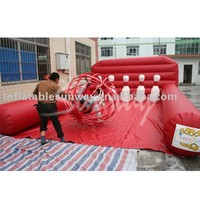 Body bowling sport/inflatable sports,View inflatable,Sunway Product Details from Sunway Amusement Equipment Guangzhou Limited on Alibaba.com