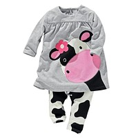 Baby Girl Clothes Spring Baby Rompers born Baby Clothes Infant Jumpsuits Kids Clothes