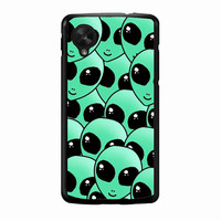 alternative aliens FOR Nexus 5 CASE **