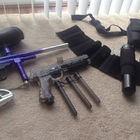 Two Paintball & Gear = $60. Total for ALL