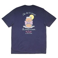 The Tea Is Sweet Tee by Lauren James
