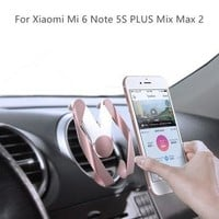 Konfurer Car Phone Holder For Xiaomi Mi 6 Note 5S PLUS Mix Max 2 Mobile Phone Holder C