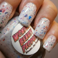 Lollipop Explosion - Fall Festival Nail Polish - Hard Candy Scented - Full Size Bottle