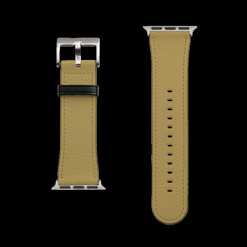 Solid Warm Earth Tone Apple Watch Bands