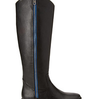 FOREVER 21 Faux Leather Knee-High Boots