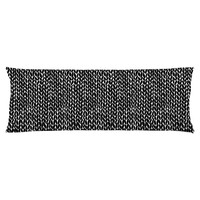 Hand Knit Body Pillow