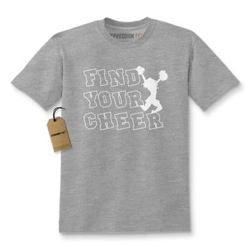Find Your Cheer Kids T-shirt