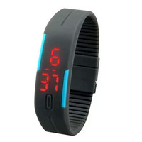Boys Girls Casual Outdoor Sports Bracelet Watch Unisex Digital Watches Best Gift