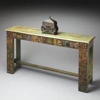Butler Specialty Artifacts Console Table - 1195290