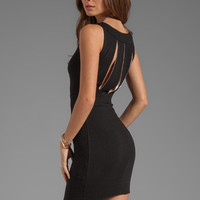 Bailey 44 Bento Dress in Black/Creme from REVOLVEclothing.com