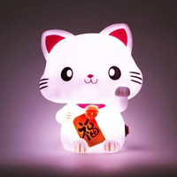 Lucky Meow Cat Mood Light