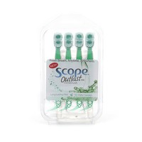 Scope Outlast Minibrush, Long Lasting Mint | drugstore.com