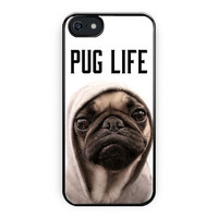 Funny Pug Life iPhone 5/5S Case