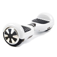 Two Wheel Self Balancing Electric Scooter for Kids and Adults (with Samsung Battery & Carrying Case) Free Shipping White