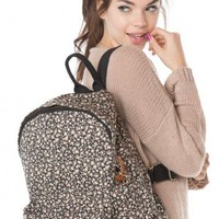 Brandy ♥ Melville |   Floral Backpack - Accessories