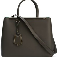 Fendi Large '2jours' Tote - Stefania Mode - Farfetch.com