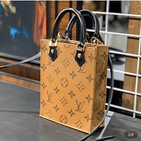 LV  2020 series limited edition new shopping bag handbag shoulder bag