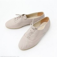 Herrinspirerade skor med sn?rning - Shoes & Sandals - Shoes - Women - Modekungen | Clothing, Shoes and Accessories