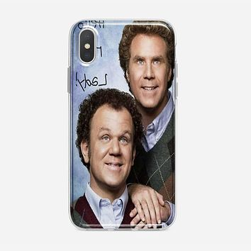 Step Brothers Costume iPhone XS Case