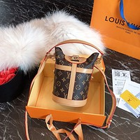 Louis Vuitton LV Monogram Handbag Duffle bag