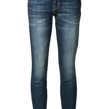 Current/Elliott 'The Stiletto' cropped jeans