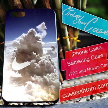 Exclusive Best New Nike iPhone for 4 5 5c 6 Plus Case, Samsung Galaxy for S3 S4 S5 Note 3 4 Case, iPod for 4 5 Case, HtC One M7 M8