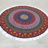 Wholesale Lot of 4 Round Tapestry Mandala Beach bed wall spread Boho Home Decor