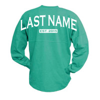 Team Spirit Billboard Jersey (Many Colors)