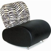 Sofa 87 - Black, Contemporary Sofa Chairs, Living Room Furniture: Nyfurnitureoutlets.com